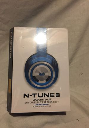 N-TUNE Monster Headphones HD for Sale in Bell, CA