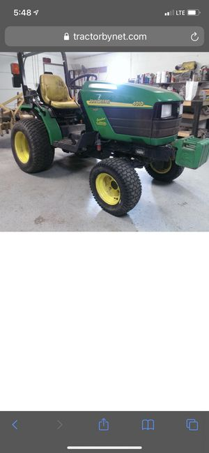 John Deere tractor for Sale in Atwater, CA
