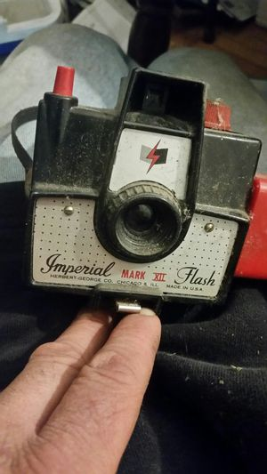 Imperial markxii vintage camera for Sale in Springfield, MA