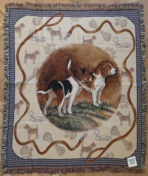 Beagle Tapestry Throw for Sale in Norco, CA