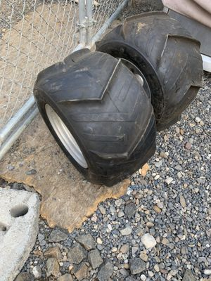 Sand flap tires for quad for Sale in West Richland, WA