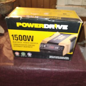 1500w Powerdrive for Sale in Leacock-Leola-Bareville, PA
