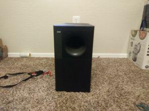 Bose Acoustimass 7 speaker for Sale in Maricopa, AZ
