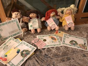 1980's Original Cabbage Patch Dolls for Sale in Seaford, NY