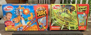 K'NEX Duo Pack! for Sale in Snohomish, WA