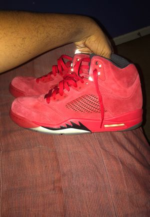 Jordan retro 5s gym red for Sale in Lithonia, GA