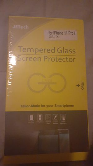 Tempered glass screen protector for Sale in Oakland, CA