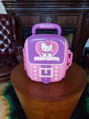 Free Hello kitty suitcase with any $10 purchase for Sale in San Leandro, CA
