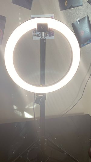 RING LIGHT for Sale in Richmond, VA