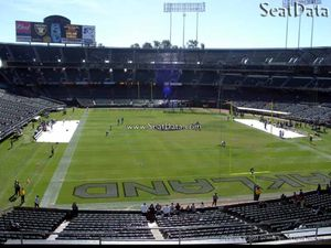 Lions vs Raiders tickets section 230 for Sale in Oakland, CA