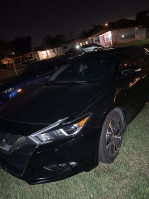 2017 Nissan Maxima for parts for Sale in Pembroke Pines, FL