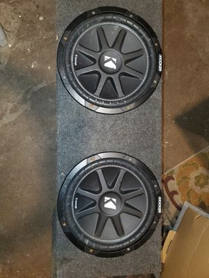 "12"" kicker comps for Sale in Chicago, IL"