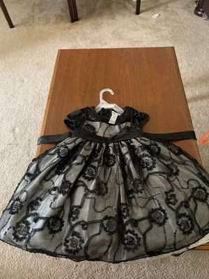 Black puffy dress for Sale in Gaithersburg, MD