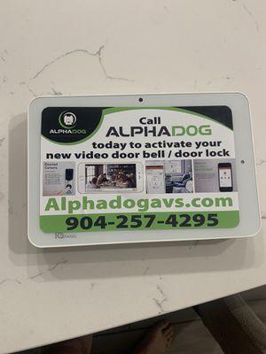 Security system Panel- ADT/ Alpha dog compatible for Sale in Jacksonville, FL
