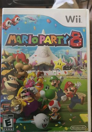 Mario Party 8 Wii for Sale in West Park, FL