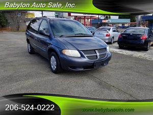 2001 Dodge Caravan for Sale in Seattle, WA