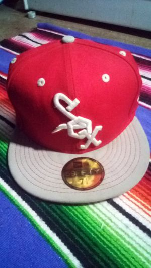 Cooperstown collection Red new era Sox's fitted hat for Sale in San Diego, CA