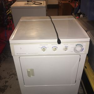 Kenmore Washer And Frigidaire Dryer for Sale in Staten Island, NY