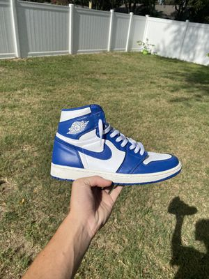 Jordan 1 storm blue for Sale in Lakeland, FL