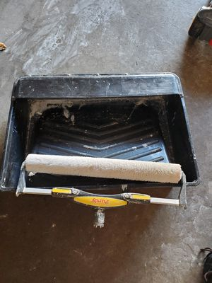 Painting roller with paint tray for Sale in Orland Hills, IL