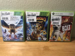 XBOX 360 Games for Sale in Poway, CA