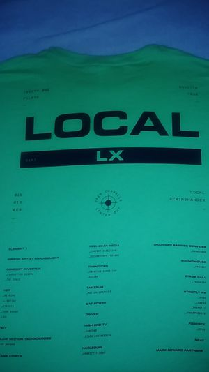 21 pilots local crew concert t-shirt. From Bandito tour. for Sale in St. Louis, MO