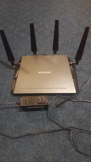 Nighthawk X4S (R7800) Wifi Gaming Router for Sale in Colorado Springs, CO