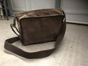 Coach messenger bag for Sale in Phoenix, AZ