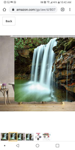 All Styles Shower Curtain only for today $10.00 for Sale in Egg Harbor City, NJ