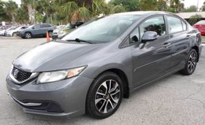 Honda civic 2015!$500 down payment. I DON'T CARE ABOUT YOUR CREDIT.. REPO? NO PROBLEM. CONTACT ME TODAY. I CAN GET YOU GOING for Sale in Plantation, FL