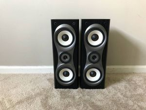 Onkyo Bookshelf Speakers for Sale in Mount Prospect, IL