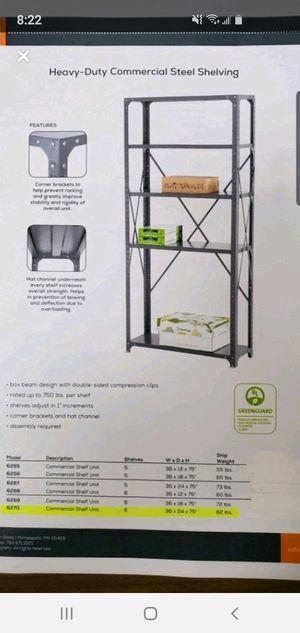 Metal Storage Shelves for Sale in Orlando, FL