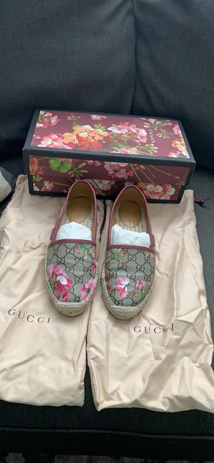 Gucci Bloom Espadrilles for Sale in Torrance, CA