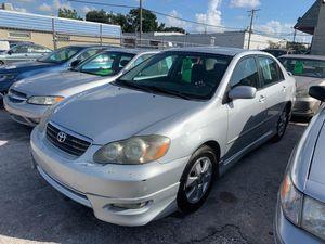 2007 Toyota Corolla for Sale in Tampa, FL