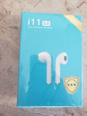 i11 TWS Wireless Bluetooth 5.0 Earphones Headphones In Ear Music Earbuds Mic for Sale in Santee, CA