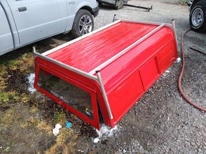 Camper shell small p/u s-10. Ranger. for Sale in Clarksville, TN