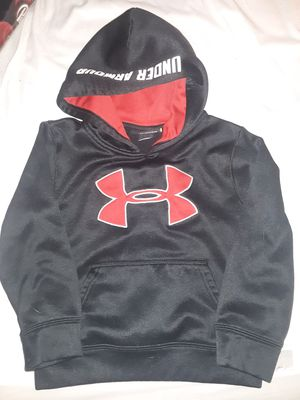 Boys under armour hoodie for Sale in Cadillac, MI