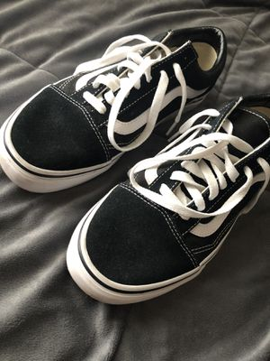 Vans black old skool for Sale in Gresham, OR