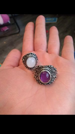 925 SiLveR ViNtaGe Designed RiNgS SeT for Sale in Bountiful, UT