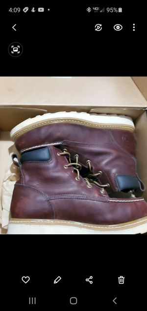"""Irish Setter by Red Wing Men's Ashby 6"""" Aluminum Toe Work Boots 83606 for Sale in Renton, WA"""