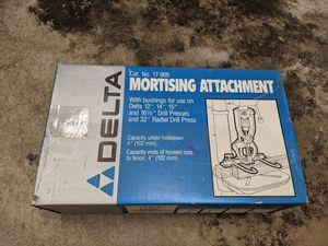 Drill Press Mortising Attachment for Sale in Woodinville, WA