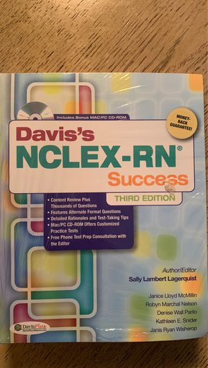 Davis NCLEX RN success nursing for Sale in Fort Lauderdale, FL