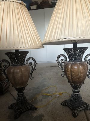 Table Lamps for Sale in San Diego, CA