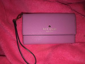 Pink Kate Spade Wallet / Wristlet for Sale in Austin, TX
