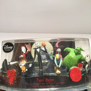 Nightmare Before Christmas Figure Playset for Sale in Palmetto Bay, FL