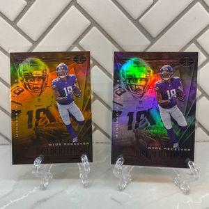 Justin Jefferson Rookie Card Minnesota Vikings Football Cards for Sale in Phoenix, AZ