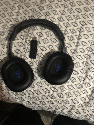 Turtle beach stealth 700 headset PS4 for Sale in Phoenix, AZ
