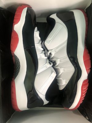 """Air Jordan 11 Retro Low 'Concord-Bred"""" Size 11 for Sale in West Springfield, VA"""