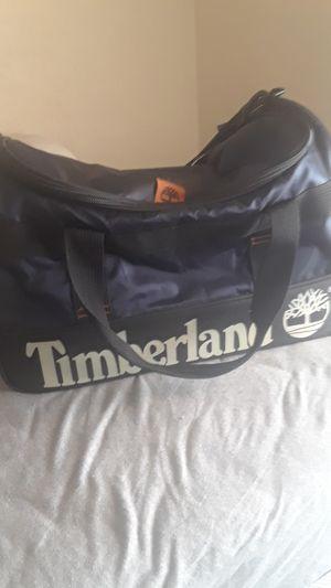 Dark blue timberland duffle bag/ gym bag for Sale in Austin, TX
