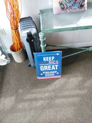 Keep America great sign $10 for Sale in US